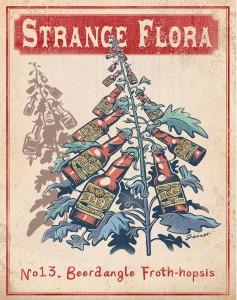 Strange Flora 13