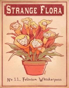 Strange Flora 11