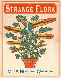 Strange Flora 10