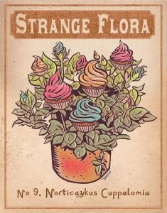 Strange Flora 9