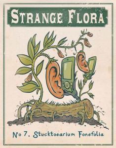 Strange Flora 7