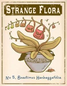 Strange Flora 5