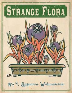 Strange Flora 4