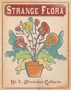 Strange Flora 3
