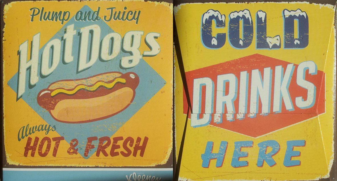Plump 'n Juicy-Dogs and Drinks