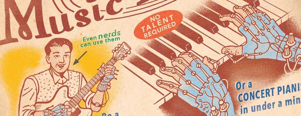 Musical Mittens